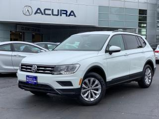 Used 2019 Volkswagen Tiguan Trendline TRENDLINE | 1OWNER | NOACCIDENTS | LEATHER | AWD for sale in Burlington, ON