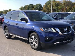 Used 2019 Nissan Pathfinder SL PREMIUM for sale in Midland, ON