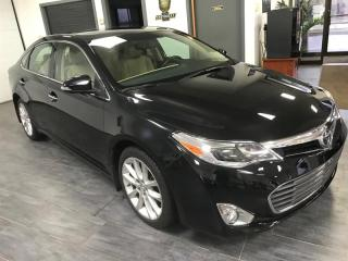 Used 2015 Toyota Avalon Limited for sale in Châteauguay, QC