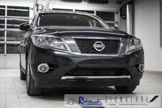Used 2016 Nissan Pathfinder SV AWD chez Rimouski Hyundai for sale in Rimouski, QC
