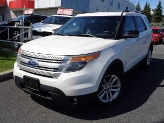 Used 2011 Ford Explorer XLT V6 * CUIR * TOIT * HITCH * for sale in Ste-Julie, QC
