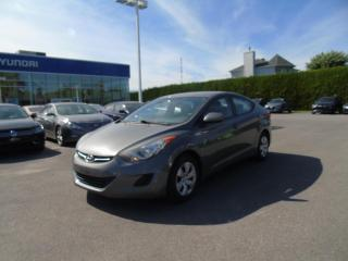 Used 2013 Hyundai Elantra Berline 4 portes transmission auto *Disp for sale in Joliette, QC