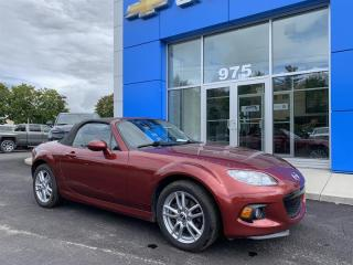 Used 2013 Mazda Miata MX-5 GX at w/ A/C for sale in Gatineau, QC