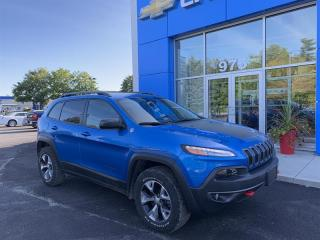 Used 2017 Jeep Cherokee 4X4 TRAILHAWK for sale in Gatineau, QC