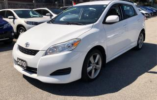 Used 2010 Toyota Matrix 4DR WGN AUTO AWD for sale in Scarborough, ON