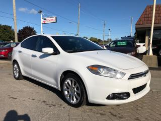 Used 2013 Dodge Dart Limited for sale in Cobourg, ON