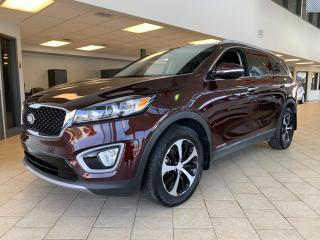 Used 2018 Kia Sorento EX V6 Cuir *GPS via Apps for sale in Pointe-Aux-Trembles, QC