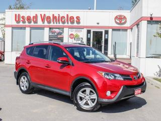 Used 2014 Toyota RAV4 XLE for sale in North York, ON
