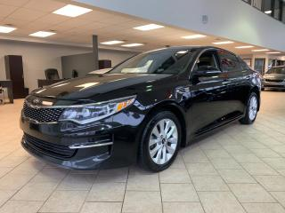 Used 2016 Kia Optima EX+ Cuir Toit Pano Mags for sale in Pointe-Aux-Trembles, QC