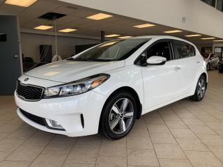 Used 2018 Kia Forte 5 EX *GPS Via Apps for sale in Pointe-Aux-Trembles, QC
