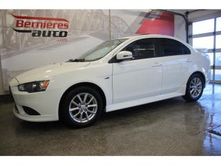 Used 2015 Mitsubishi Lancer +TOIT LIMITED EDITION for sale in Lévis, QC