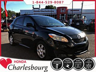 Used 2010 Toyota Matrix **AUTOMATIQUE**CLIMATISEUR** for sale in Charlesbourg, QC