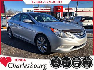 Used 2012 Hyundai Sonata 2.0T LIMITED **GPS** for sale in Charlesbourg, QC
