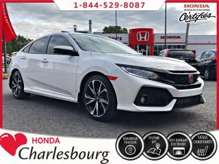 Used 2017 Honda Civic SI **4 PORTES** BAS KM** for sale in Charlesbourg, QC