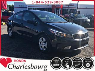 Used 2017 Kia Forte LX+ **AUTOMATIQUE** for sale in Charlesbourg, QC