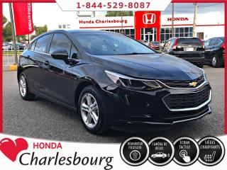 Used 2018 Chevrolet Cruze LT TURBO **HATCHBACK**22 551 KM** for sale in Charlesbourg, QC