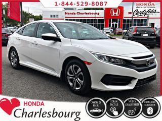 Used 2016 Honda Civic LX AUTOMATIQUE *****8035 KM***** for sale in Charlesbourg, QC