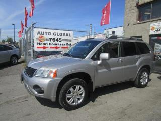 Used 2009 Mitsubishi Endeavor AWD MAGS, CUIR Toit Ouvrant A/C for sale in Montréal, QC