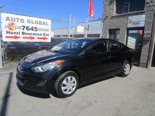 Used 2011 Hyundai Elantra GL GR. ÉLECTRIQUE A/C Automatique for sale in Montréal, QC