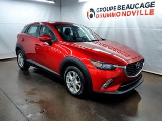 Used 2017 Mazda CX-3 GS for sale in Drummondville, QC