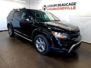 Used 2016 Dodge Journey Crossroad for sale in Drummondville, QC