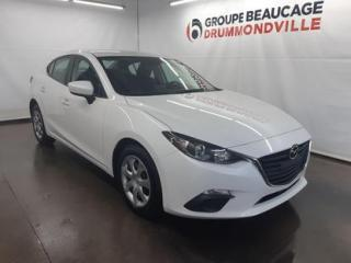 Used 2016 Mazda MAZDA3 GX for sale in Drummondville, QC