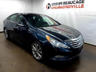 Used 2014 Hyundai Sonata 2.0T Limited for sale in Drummondville, QC