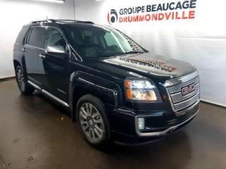 Used 2017 GMC Terrain Denali for sale in Drummondville, QC