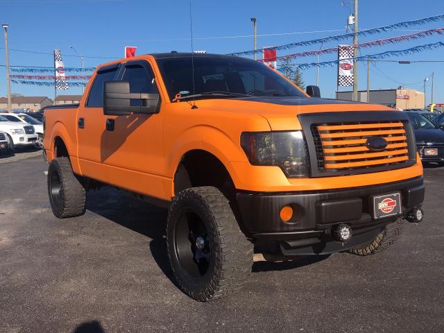 2012 Ford F-150 XLT*LIFT*4X4*