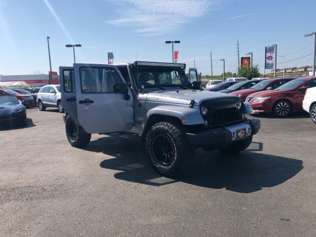 2015 Jeep Wrangler SAHARA UNLIMITED*NAV*BACKUP CAM*4X4*