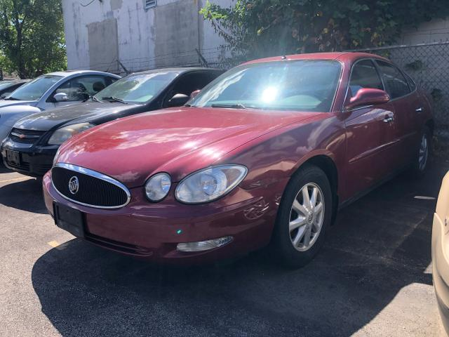 2005 Buick Allure CX