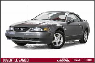 Used 2004 Ford Mustang Cabriolet 2 portes for sale in Montréal, QC