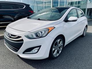 Used 2014 Hyundai Elantra GT SE + TOIT PANORAMIQUE + CUIR + CLIMATISEUR for sale in Ste-Julie, QC