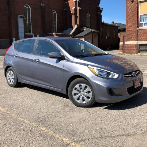 2017 Hyundai Accent L *One Owner*