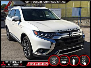 Used 2019 Mitsubishi Outlander GT , CUIR , TOIT OUVRANT , DEMARREUR A D for sale in Blainville, QC