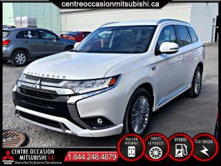 Used 2019 Mitsubishi Outlander PHEV SPECIAL DEMO HYBRIDE RECHARGEABLE for sale in Blainville, QC
