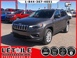 Used 2019 Jeep Cherokee NORTH 4X4 4CYL, CAMERA DE RECUL, SIEGE for sale in Jonquière, QC