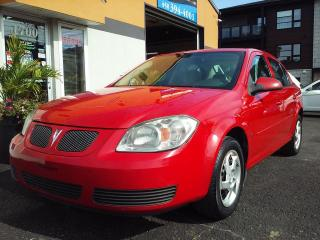 Used 2007 Pontiac G5 SE 4 portes automatique super propre for sale in St-Charles-Borromée, QC