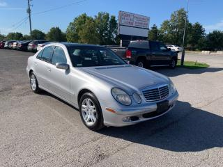 Used 2005 Mercedes-Benz E-Class 3.2L CDI for sale in Komoka, ON