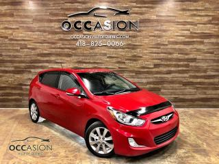 Used 2014 Hyundai Accent GLS TOIT OUVRANT CLIMATISEUR for sale in Ste-Brigitte-de-Laval, QC