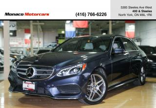 Used 2016 Mercedes-Benz E-Class E250 BLUETEC - DTR+|BLINDSPOT|LANEKEEP|NAVI|360CAM for sale in North York, ON