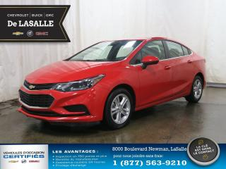 Used 2018 Chevrolet Cruze LT LT / AUTOMATIQUE for sale in Lasalle, QC