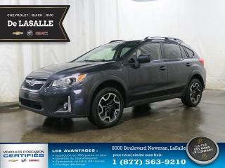 Used 2016 Subaru XV Crosstrek Sport Touring Sport for sale in Lasalle, QC