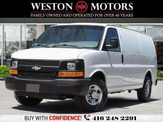 Used 2014 Chevrolet Express 2500 RWD*8CYL*PWR LOCKS & WINDOWS*SHLEVING!!* for sale in Toronto, ON