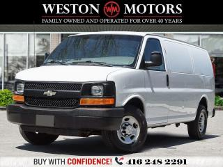Used 2014 Chevrolet Express 2500 4.8L*SHELVNG*UNBELIEVABLE SHAPE!!*READY FOR WORK!! for sale in Toronto, ON