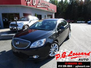 Used 2015 Buick Verano 2.4l camera siege chauffant for sale in St-Prosper, QC