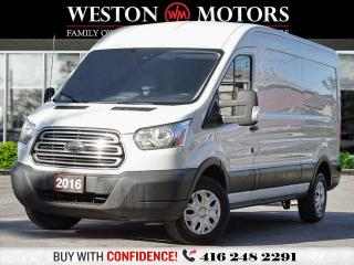 Used 2016 Ford Transit 250 HIGH ROOF*POWER GROUP*REVERSE CAMERA!!* for sale in Toronto, ON