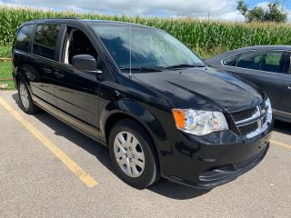 Used 2017 Dodge Grand Caravan SXT STOWNGO for sale in Waterloo, ON