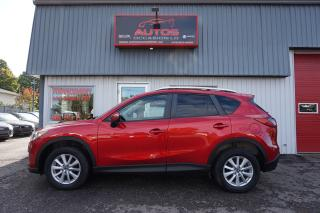 Used 2015 Mazda CX-5 GS AWD SKYACTIV AUTO TOIT OUVRANT CAMERA 127 648 for sale in Lévis, QC