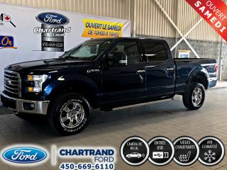 Used 2017 Ford F-150 Cab SuperCrew 4RM 157 po XLT for sale in Laval, QC